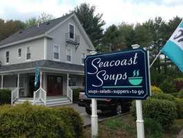 1) Seacoast Soups in North Hampton