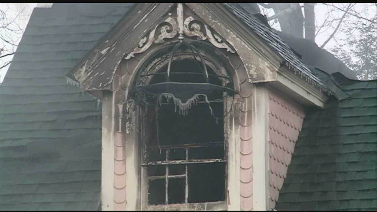 Fire tears through beloved bed and breakfast