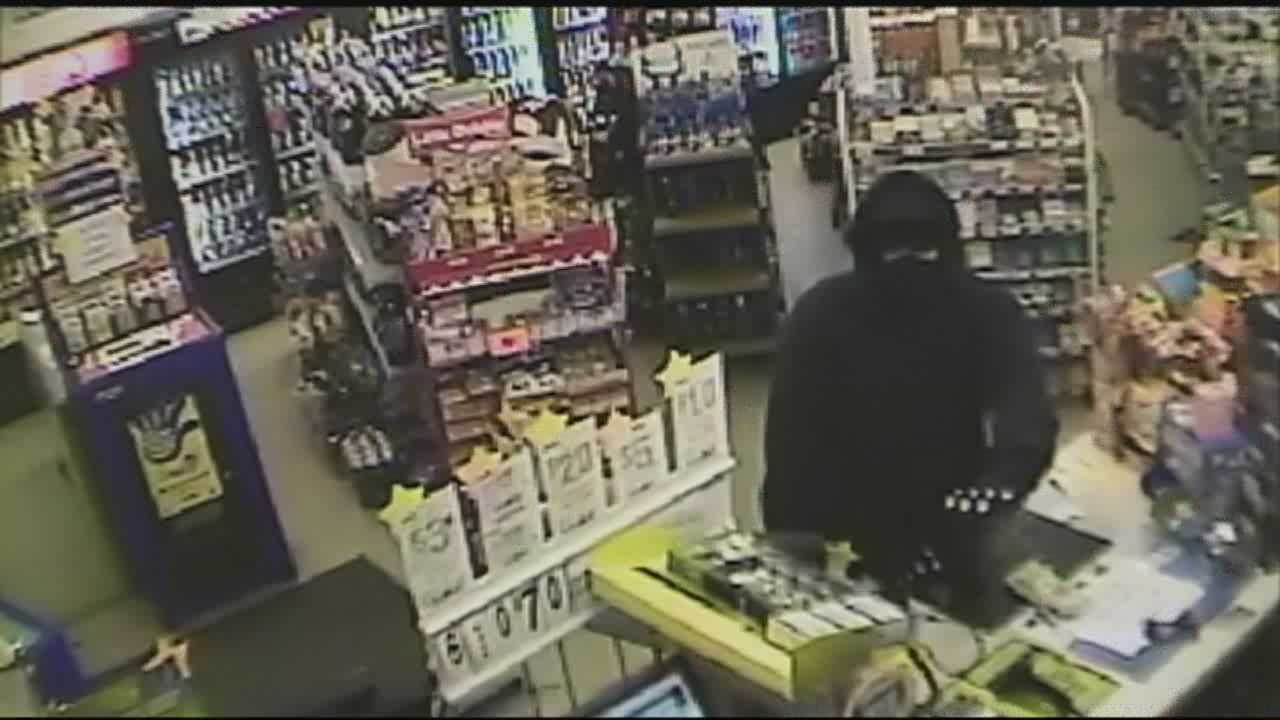 Manchester Store Robbed 3 Times