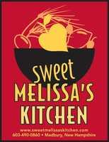 Tie-6) Sweet Melissa's Kitchen in Madbury.