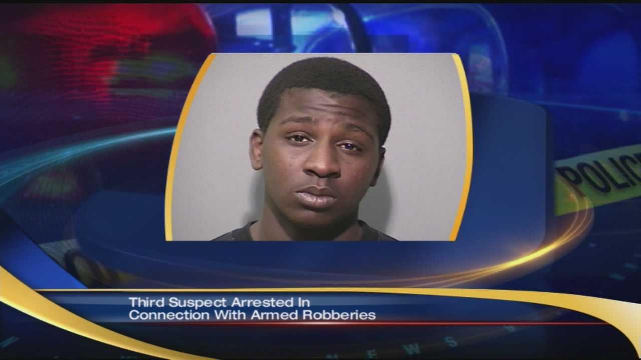 Jarrell Wilson arrest