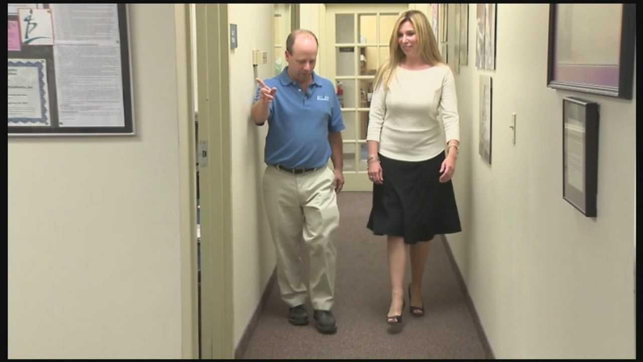 Boston Bombing Survivor Gets New Leg