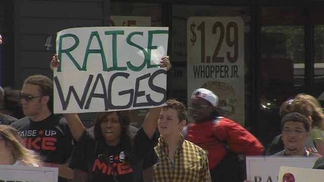 Most Minimum Wage