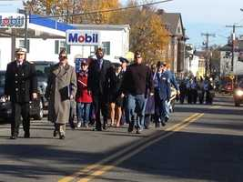 Here are photos from the Veterans Day parade in Portsmouth.