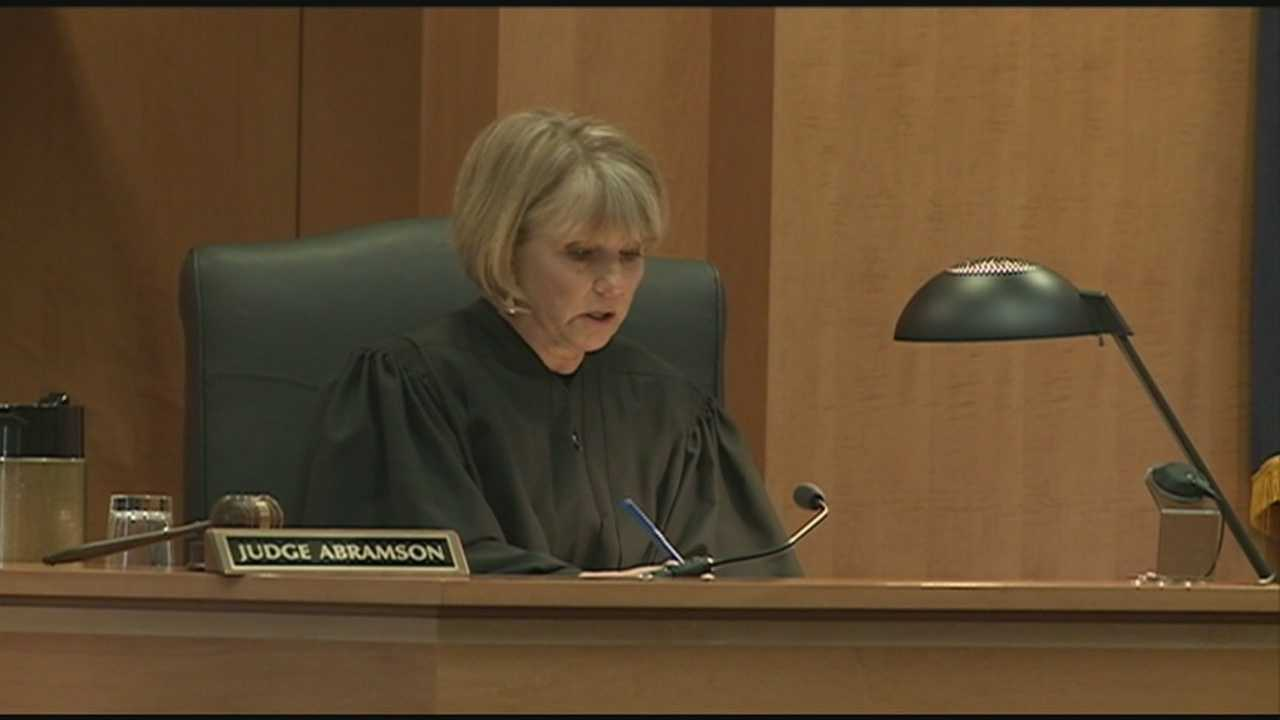 Judge rejects deal, trial will be held in connection with alleged hit-and-run