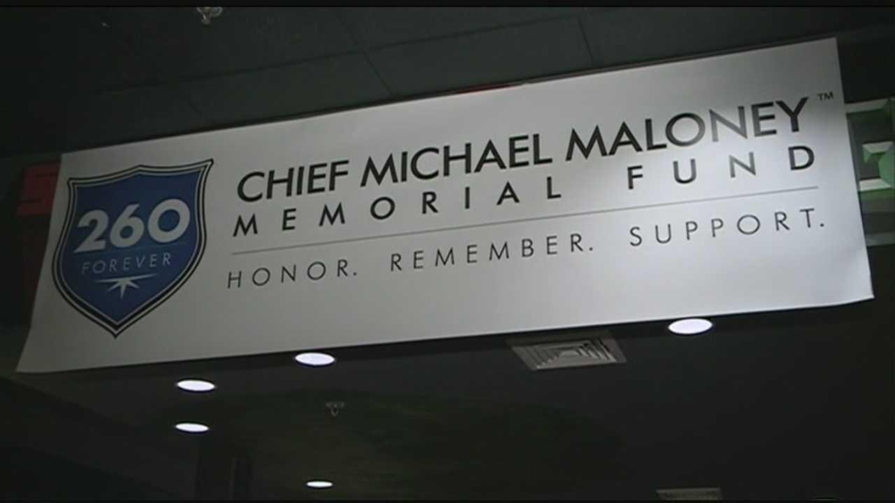 Maloney Night of Heroes