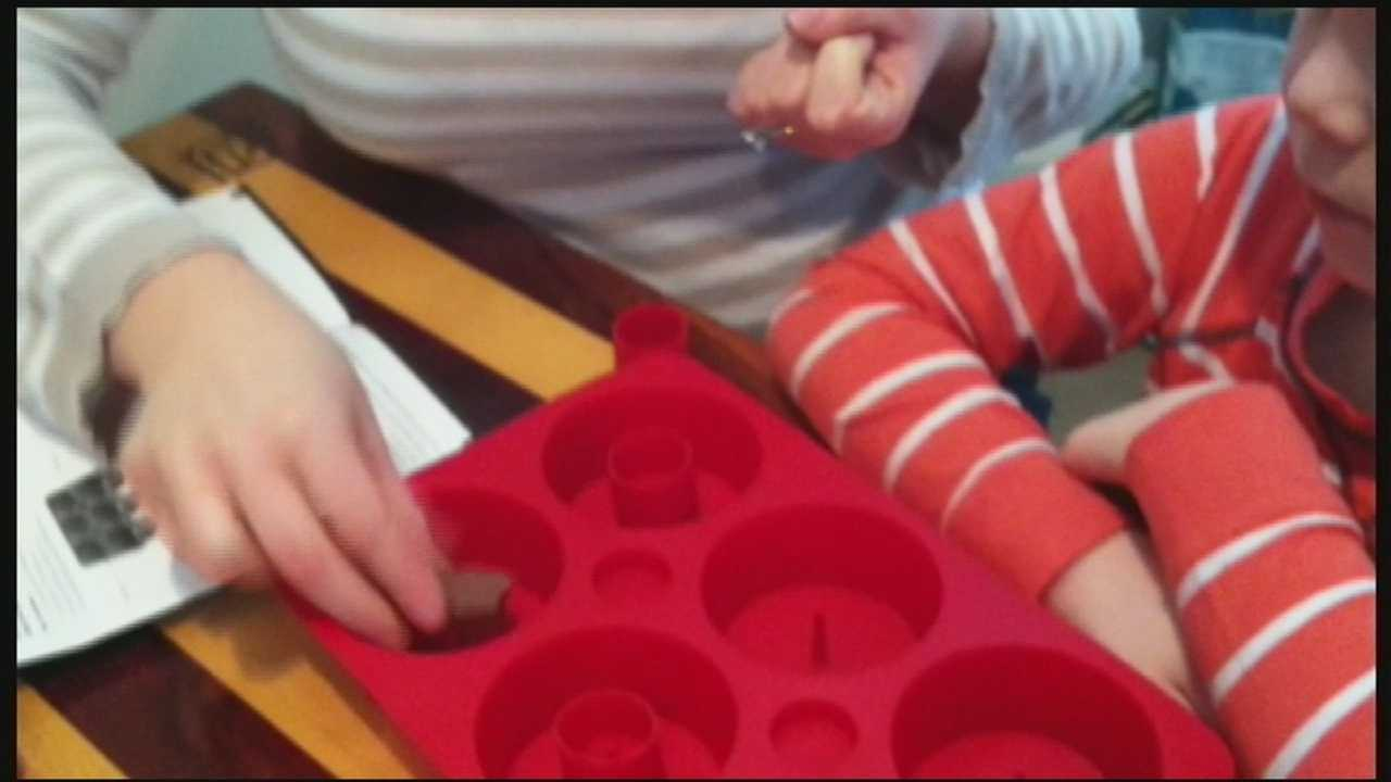 Mom Testers try out the Cupcake Secret