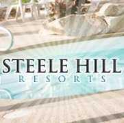 Tie-3) Steele Hill Resort in Sanbornton.