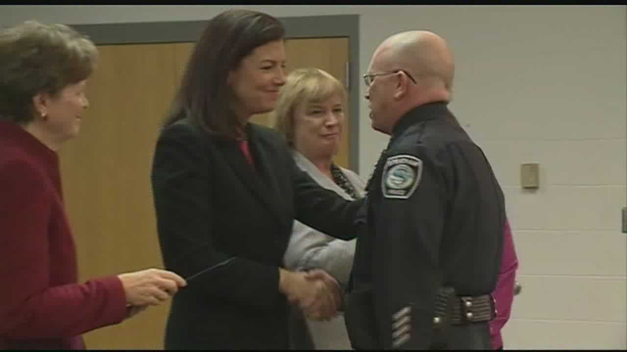The best of New Hampshire's police community got the spotlight at the 2013 Congressional Law Enforcement Awards in Concord on Friday.