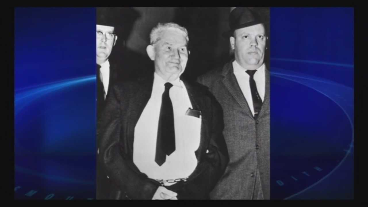 Belmont man plotted to kill President Kennedy