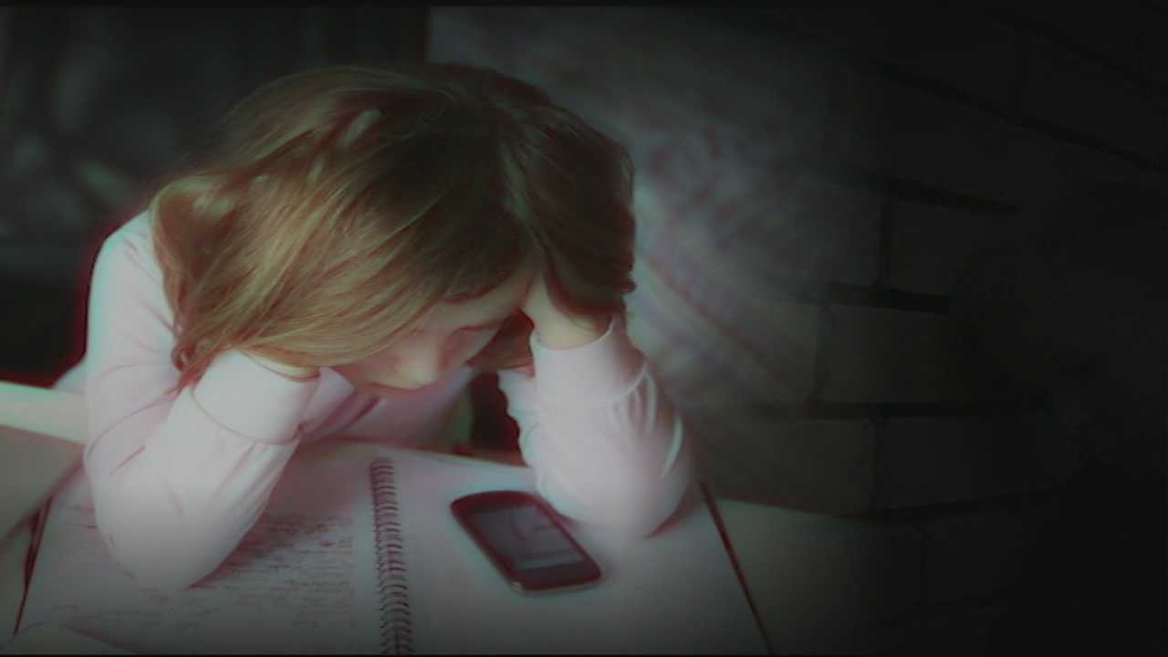 Bullies use new apps, sites to harass victims