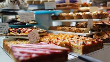 13.) Leavitt's Country Bakery in North Conway.