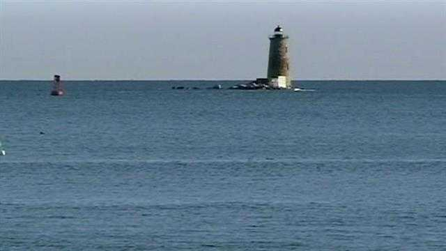 Man plans swim to Whaleback Lighthouse