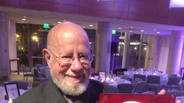 Fritz Wetherbee Honored