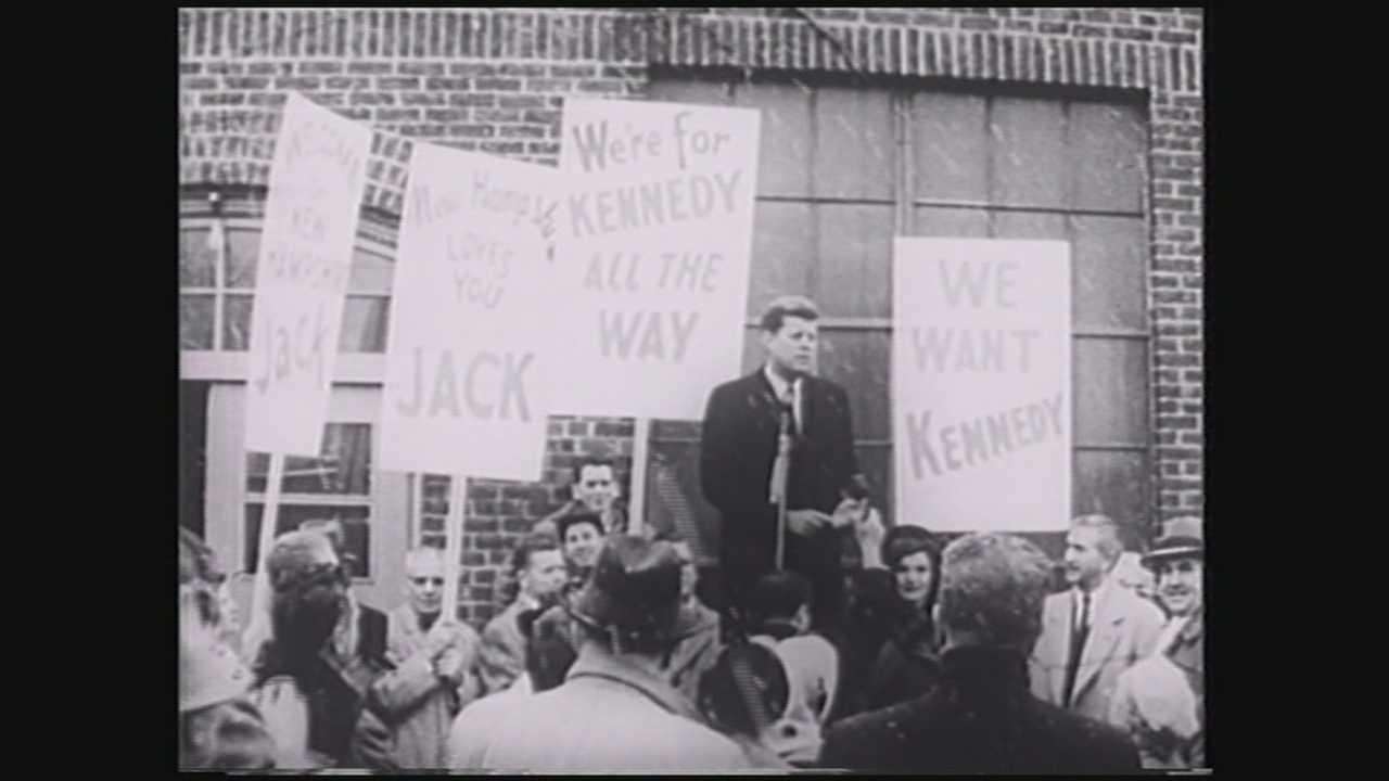 N.H. senator remembers JFK