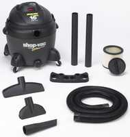A Shop-Vac 16-gallon vacuum will cost $49.98.