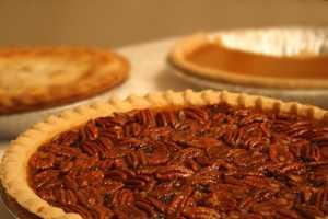 Instead of a slice of pecan pie. . .