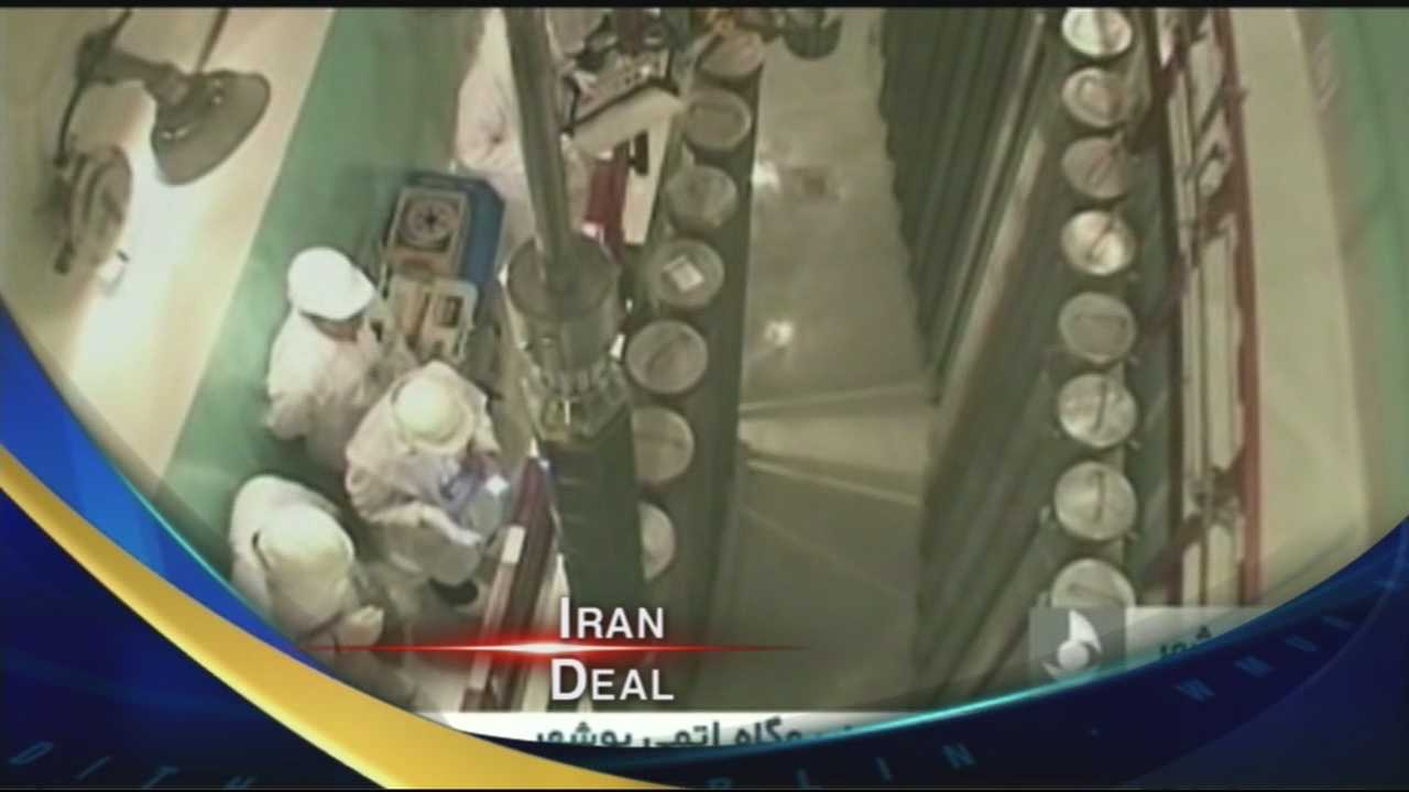Granite Stater with Iran ties reacts to deal