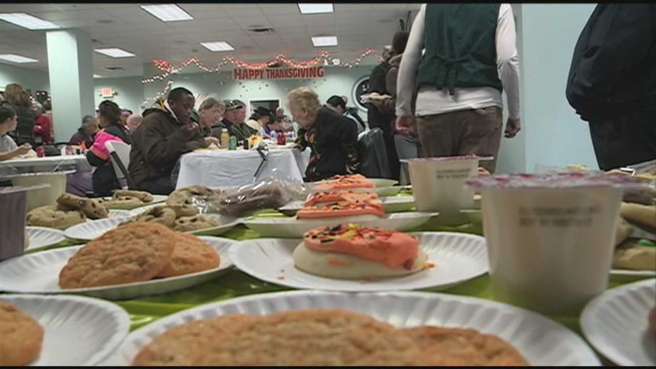 Thanksgiving feasts served in Nashua