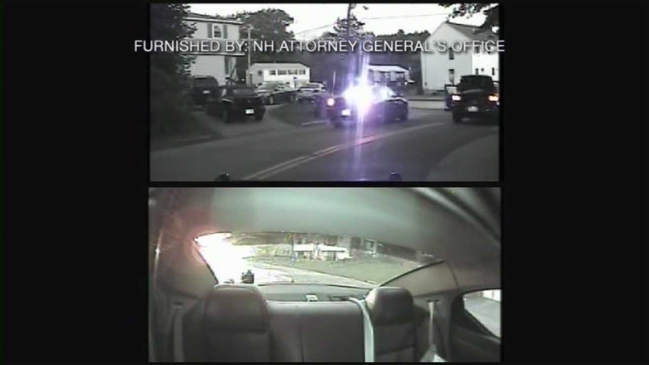 Video of police chase released