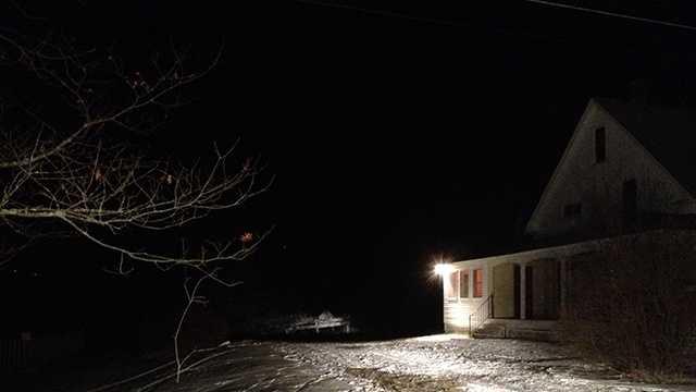 Littleton barn destroyed in by fire