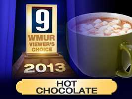 It's getting really cold out, so why not grab a nice hot chocolate? We asked our viewers where they like to get hot chocolate here in New Hampshire.