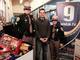 The 2013 Spirit of Giving Toy Drive kicked off Friday, Dec. 6. Check out photos from the weekend drive!