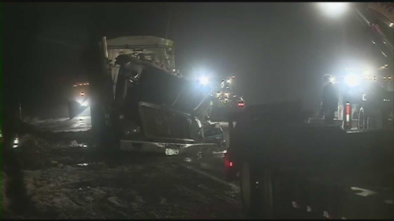 Barrington crash