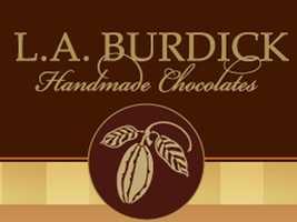 1) L.A. Burdick Handmade Chocolates in Walpole