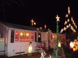 Merrimack: 318 D.W. Highway. 18,000 lights