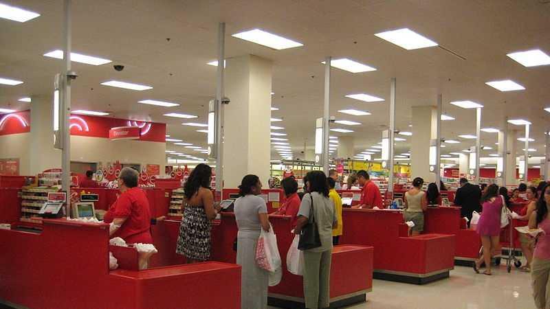 Target Store 121813
