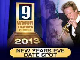 Wondering what to do for New Year's Eve in New Hampshire? Dozens of our viewers offered their choice of the best date spot in the state.