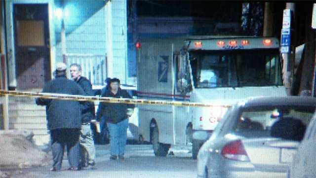 Postal Worker Shooting dorchester 2 122013
