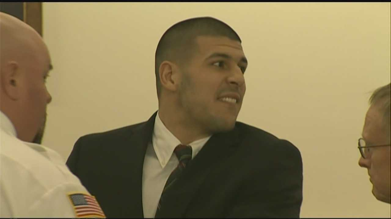 Judge in Hernandez case weighs issuing gag order