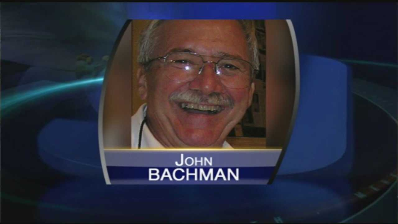 Driver may have been texting before crash that killed former fire chief