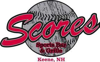 Tie-3) Scores Sports Bar and Grille in Keene