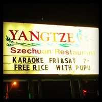 Tie-3) Yangtze Restaurant in Somersworth
