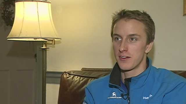 NH ski jumper heading to Olympics