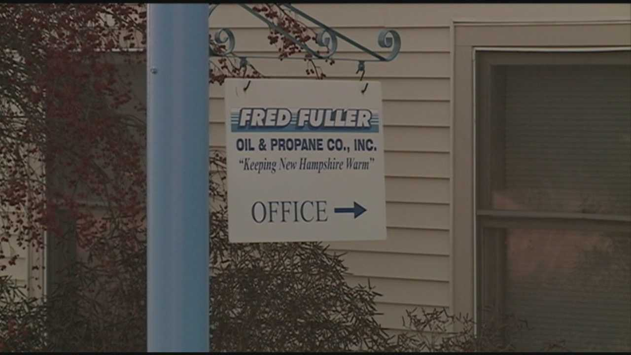 The company says it is working fast to make sure all customers get their overdue heating oil.