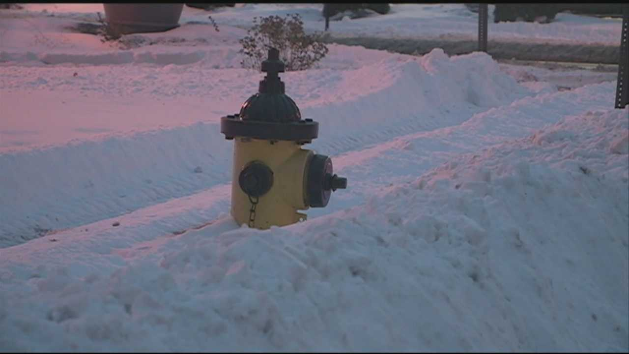 Firefighters issue warning about frozen pipes, fire hydrants