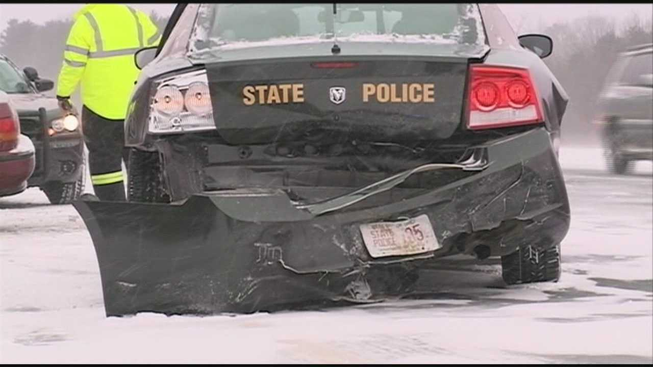 State police ask people to move over