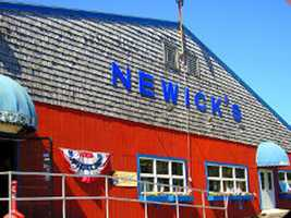 5) Newick's Lobster House in Concord and Dover