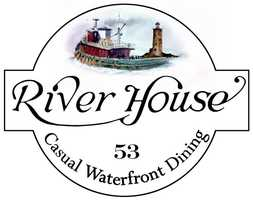 3) The River House Restaurant in Portsmouth