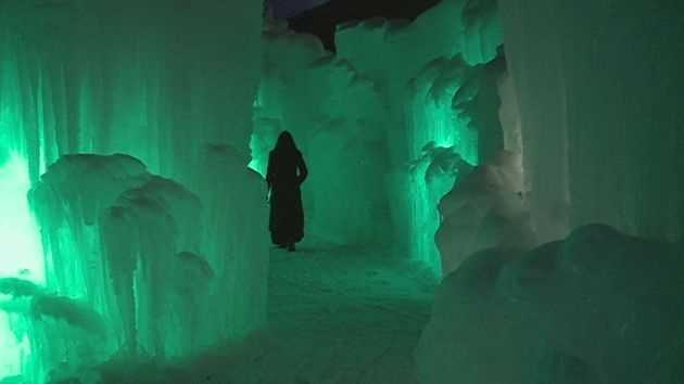 Loon  Ice Castle