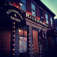Tie-8) Riverworks Restaurant & Tavern in Newmarket