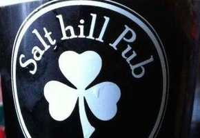 1) Salt Hill Pub in Lebanon and Newport
