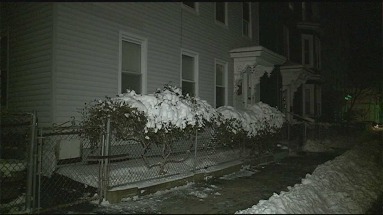 Seven people were taken to the hospital Sunday after a carbon monoxide leak.