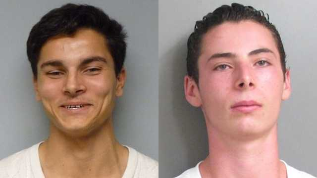 Vincent Pittore, Zachary Patterson