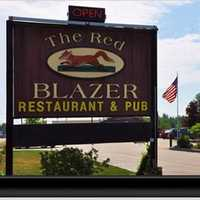 6) Red Blazer Restaurant & Pub in Concord