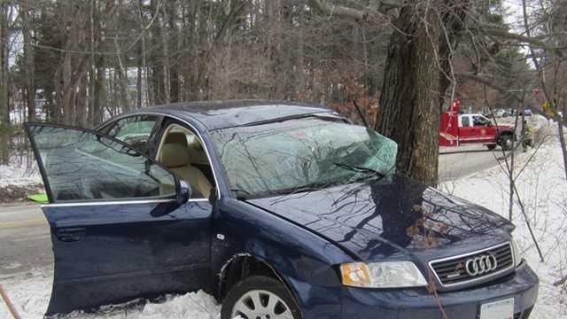 Merrimack crash